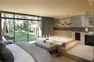 Garden Suite - bedroom (Presidential Suite), The Cascades